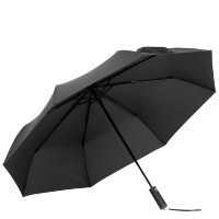 Зонт Xiaomi Automatic Umbrella Чёрный
